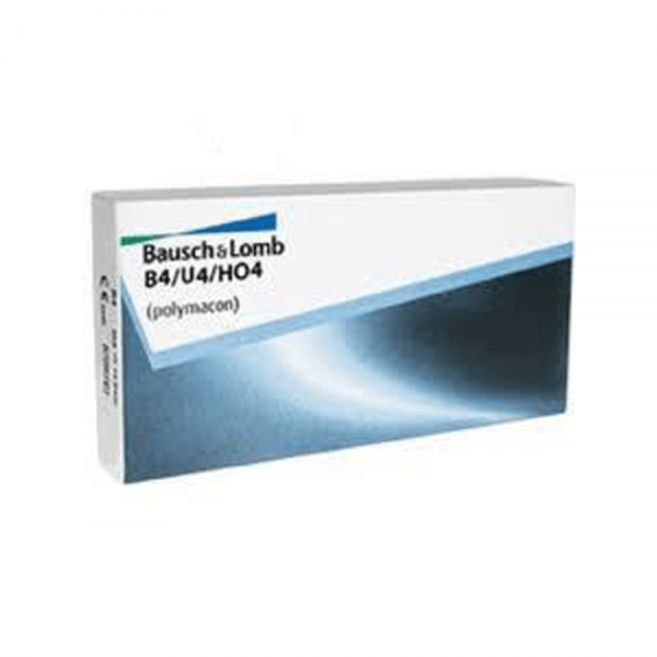 BAUSCH AND LOMB B4 U4 H04 CONTACT LENS