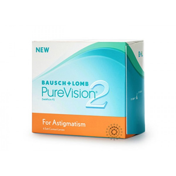 PUREVISION 2 FOR ASTIGMATISM CONTACT LENS